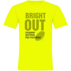Bright Out Football Tee