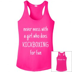 Kickboxing for Fun
