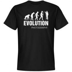 Evolution Photography shirt