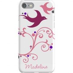 iPhone 5 Bird Cover