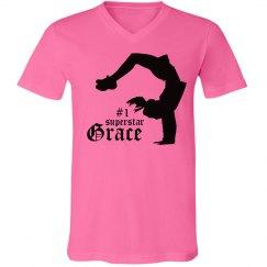 Grace. Cheerleader