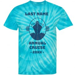 Custom Family Cruise Tees