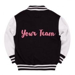 Youth Letterman Varsity Jacket