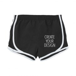 Kids Custom Dance Practice Shorts