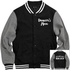 PDT Dancer Varsity Jacket Black