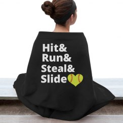 Hit Run Steal Slide