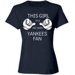 Die Hard Yankees fan