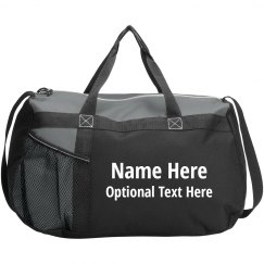 Personalized Workout Bag For Sports