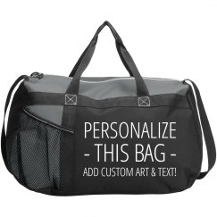 Create Your Own Duffel Bag