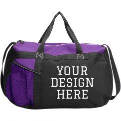 Custom Cheer Duffel Bags