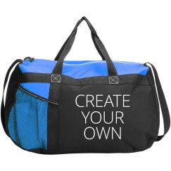 Create Your Own Custom Team Duffel