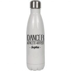 Dancer Athlete Artist Custom Name