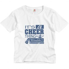 youth its a cheer thing t