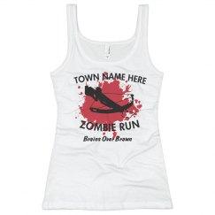 Zombie Run Brawn