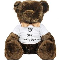 God Love's You Teddy Bear