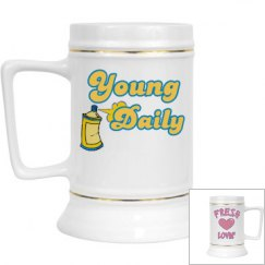 Young Daily Royal Stein