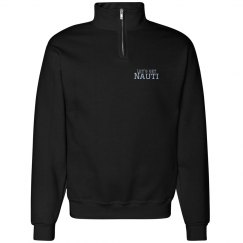 Black - Nauti Cadet Sweatshirt