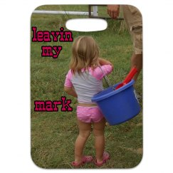 LMM#136 Cowgirls love feed buckets better than purses
