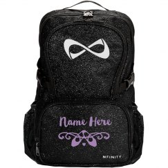 Custom Sparkle Dance Bag