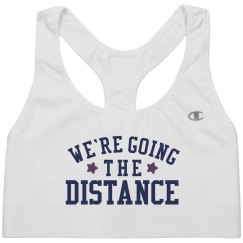 Going the Distance Runner Sportsbra