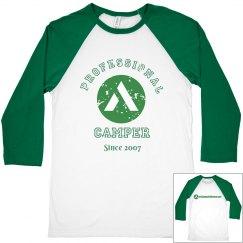 Professional Camper Since 2007