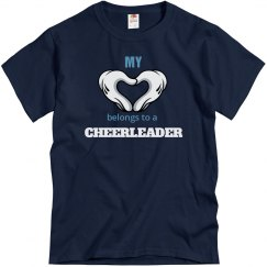 Cheerleader Heart