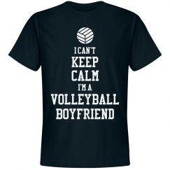 Keep Calm Volleyball Boyfriend