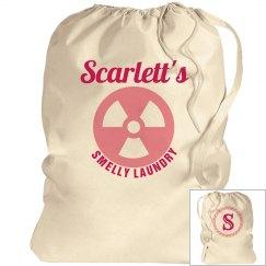 SCARLETT. Laundry bag