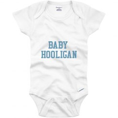 Baby Hooligan Onesie