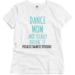 Dance mom killin it