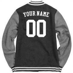 Custom Sports Letterman Jacket
