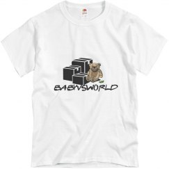 "BABYVSWORLD ""SUPPLY & DEMAND' Tee"