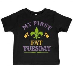 My First Fat Tuesdaym