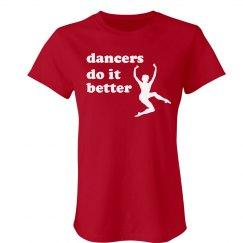 Dancers Do It Best