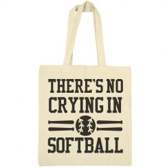 No Crying In Softball Says Mom