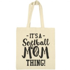It's A Softball Mom Thing