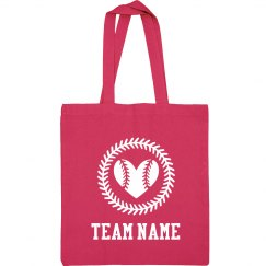 Custom Team Name Softball Mom