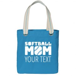 Customizable Softball Mom Team Gear