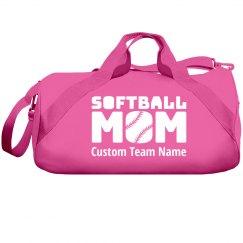 Traveling Softball Mom Customized