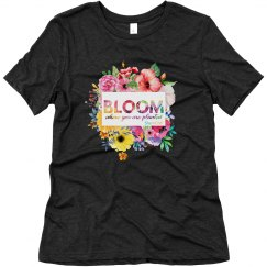 2019 BLOOM SWAG  - tee