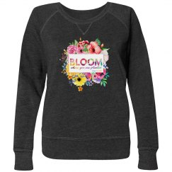 2019 BLOOM SWAG - Sweatshirt