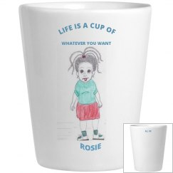 LIFE IS A CUP OF