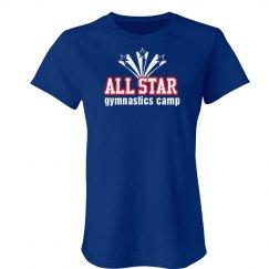 All Star Gymnastics Camp