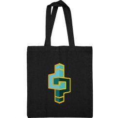 WHAT Logo tote Bag