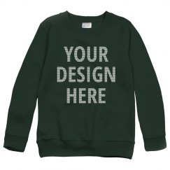 Kids' Custom Winter Ugly Sweater