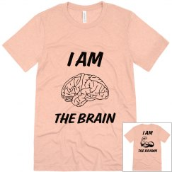 I am the Brain, I am the Brawn
