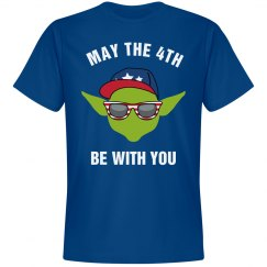 May July 4th Be With You