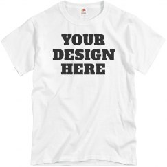 Build Your Own T-Shirt