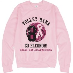 Volleyball Breast Cancer
