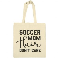 Soccer Mom Hair Don't Care Bag
